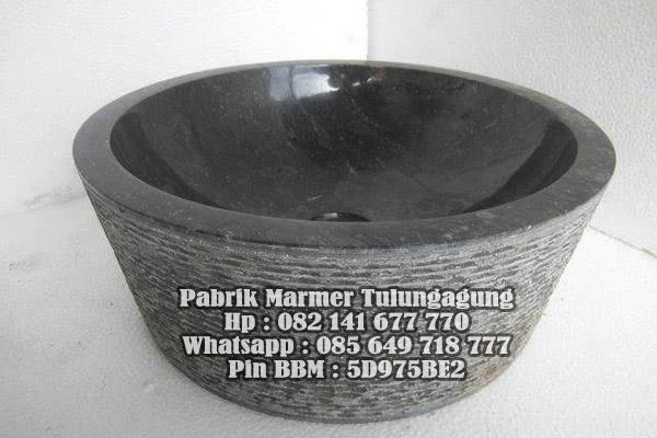Wastafel Marmer Drum – Pabrik Marmer Tulungagung