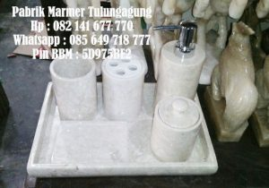 Bathroom Set Marmer , Tempat Sabun Set Marmer