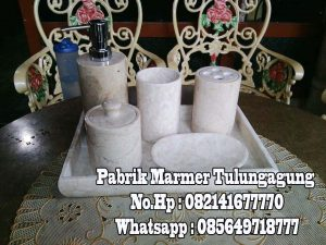 BATHROOM SET MARMER