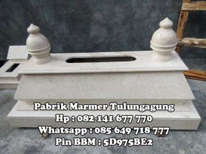 Harga Makam Marmer | Harga Kijing Marmer - Pabrik Marmer Tulungagung