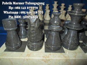 Papan Catur Marmer | Detail Catur Marmer