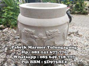 Hiolo Marmer , Harga Hiolo Naga - Pabrik Marmer Tulungagung