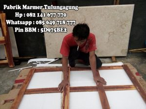 Harga Top Table Marmer