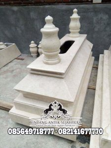 Makam Bokoran Marmer | Marmer Tulungagung