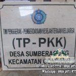 Prasasti Marmer PKK
