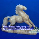 Patung Kuda Jingkrak, patung Kuda tarung, Jual Patung Kuda Marmer