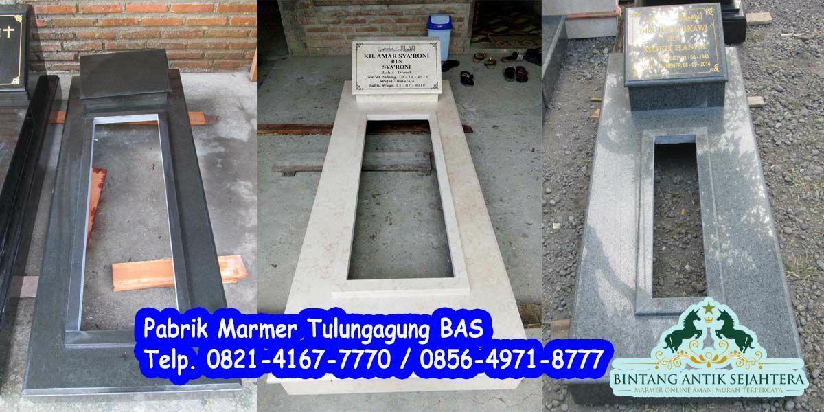 Koleksi Makam Marmer Di Tulungagung