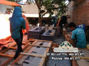 Packing Makam Marmer