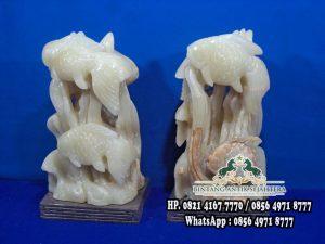 Patung Ikan Onyx