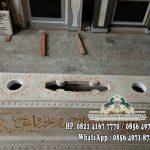 makam dari marmer
