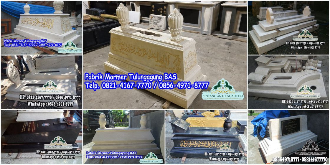Harga Makam Marmer dan Granit Terbaru