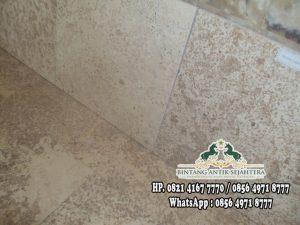Lantai dari Marmer