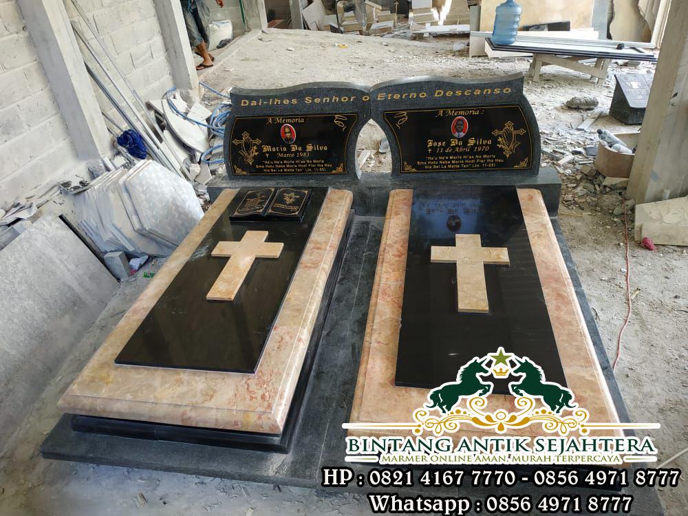 Model Makam Kristen Granit | Makam Kristen Modern