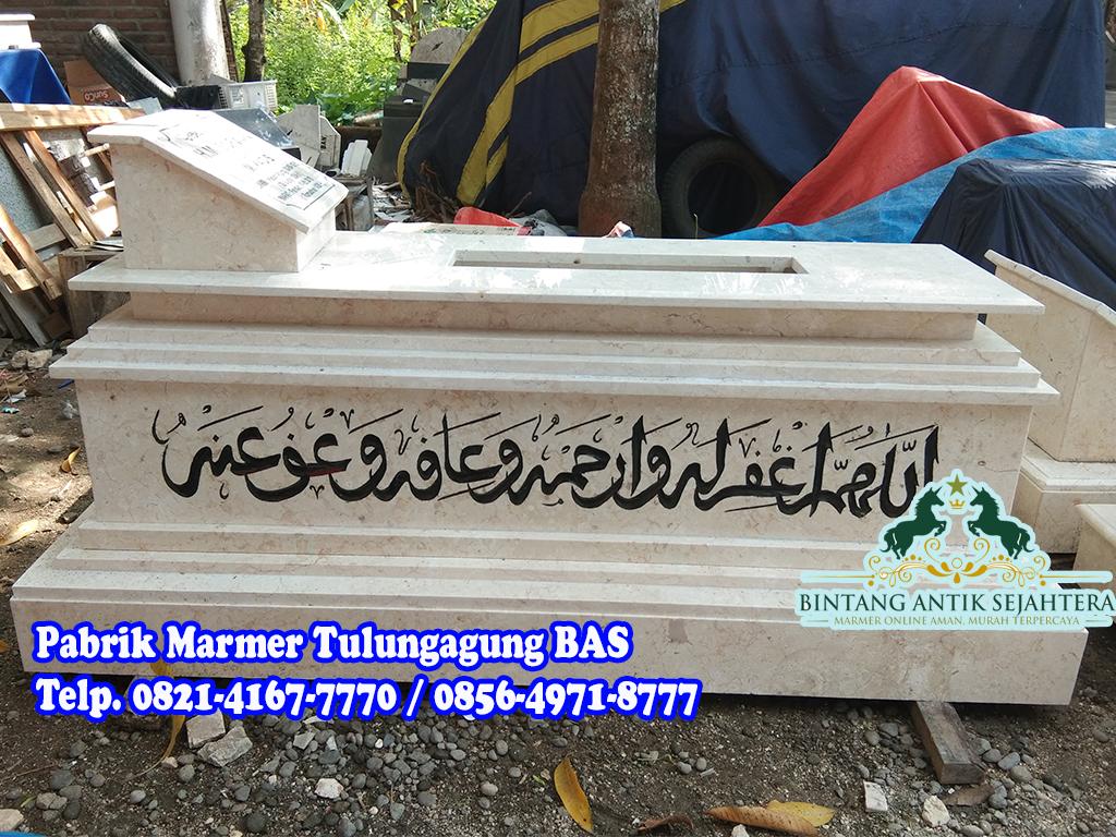 Harga Kijing Marmer Murah | Jual Makam Marmer di Surabaya