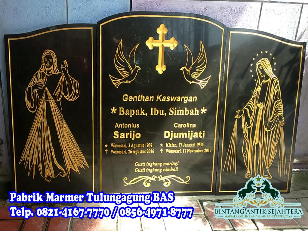 Jual Bongpay Granit Surabaya | Bongpay Kristen Granit