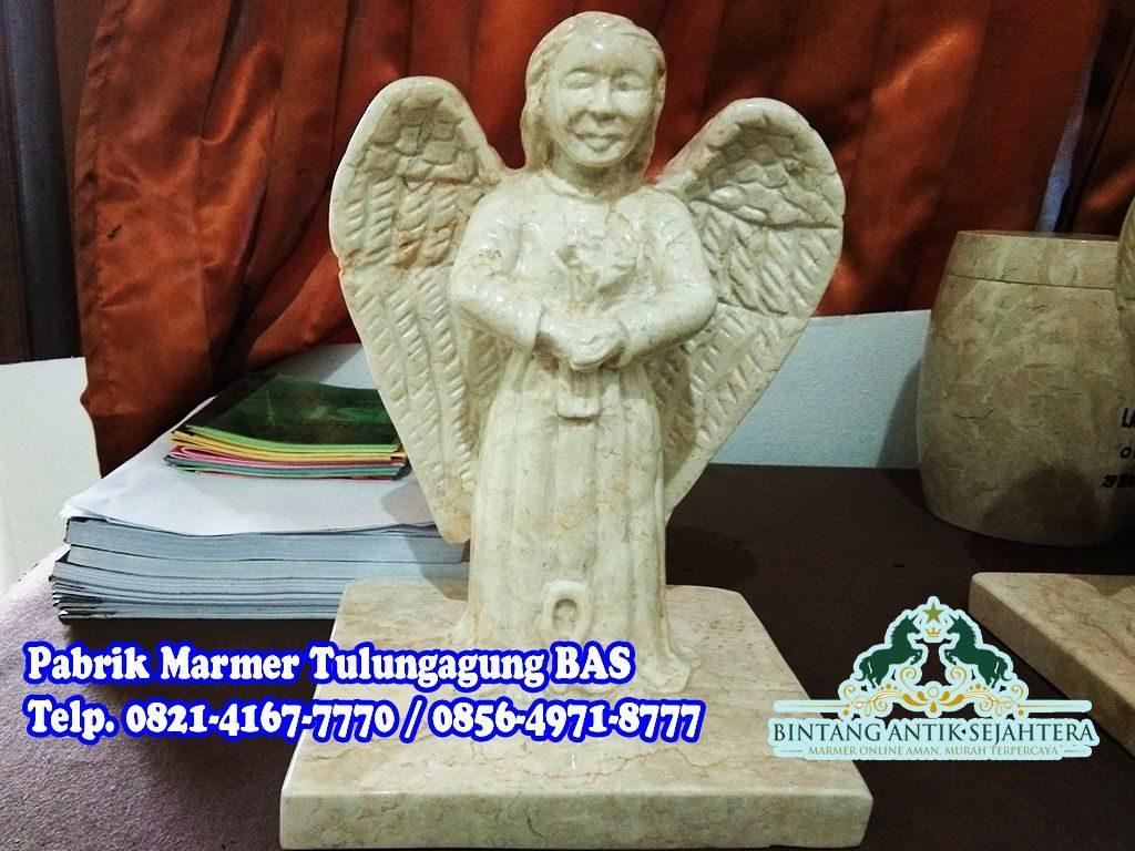 Patung Malaikat Untuk Kuburan | Harga Patung Malaikat Marmer