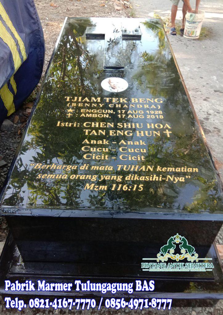 Contoh Makam Kristen Granit, Jual Makam Kristen