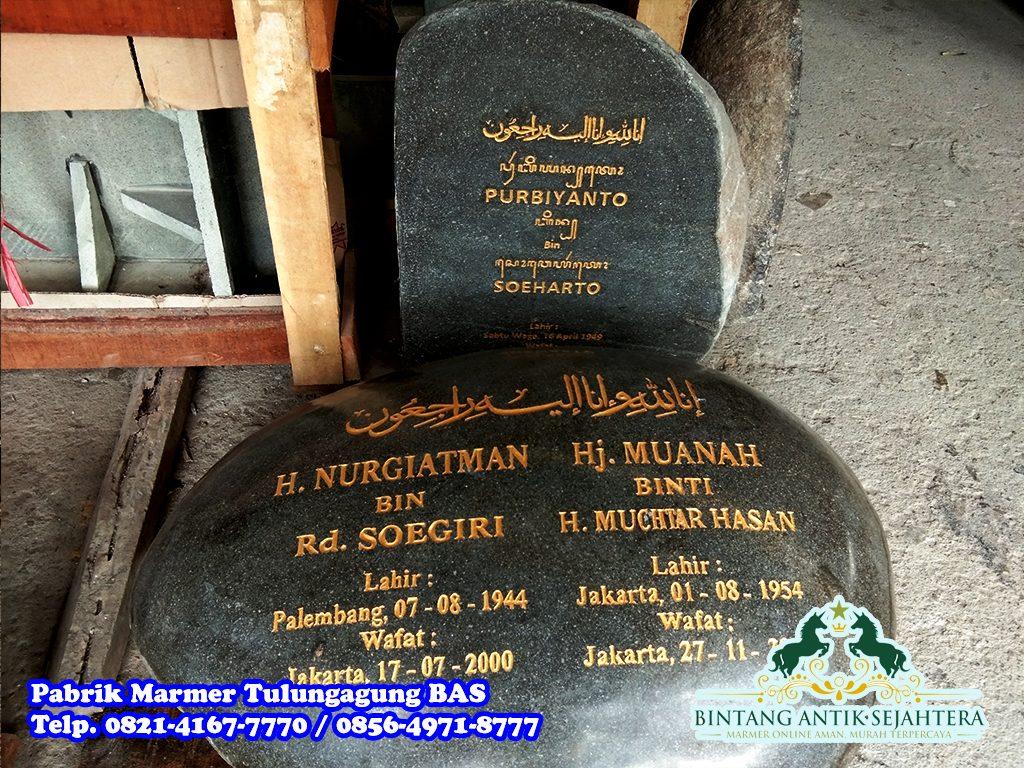Jual Nisan Batu Alam | Batu Alam Untuk Nisan