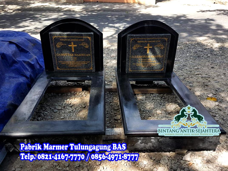 Model Makam Kristen Minimalis | Makam Kristen Granit
