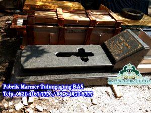 Contoh Makam Kristen | Makam Kristen Granit Minimalis