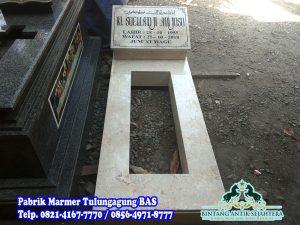 Makam Marmer Minimalis | Harga Kijing Makam Sederhana