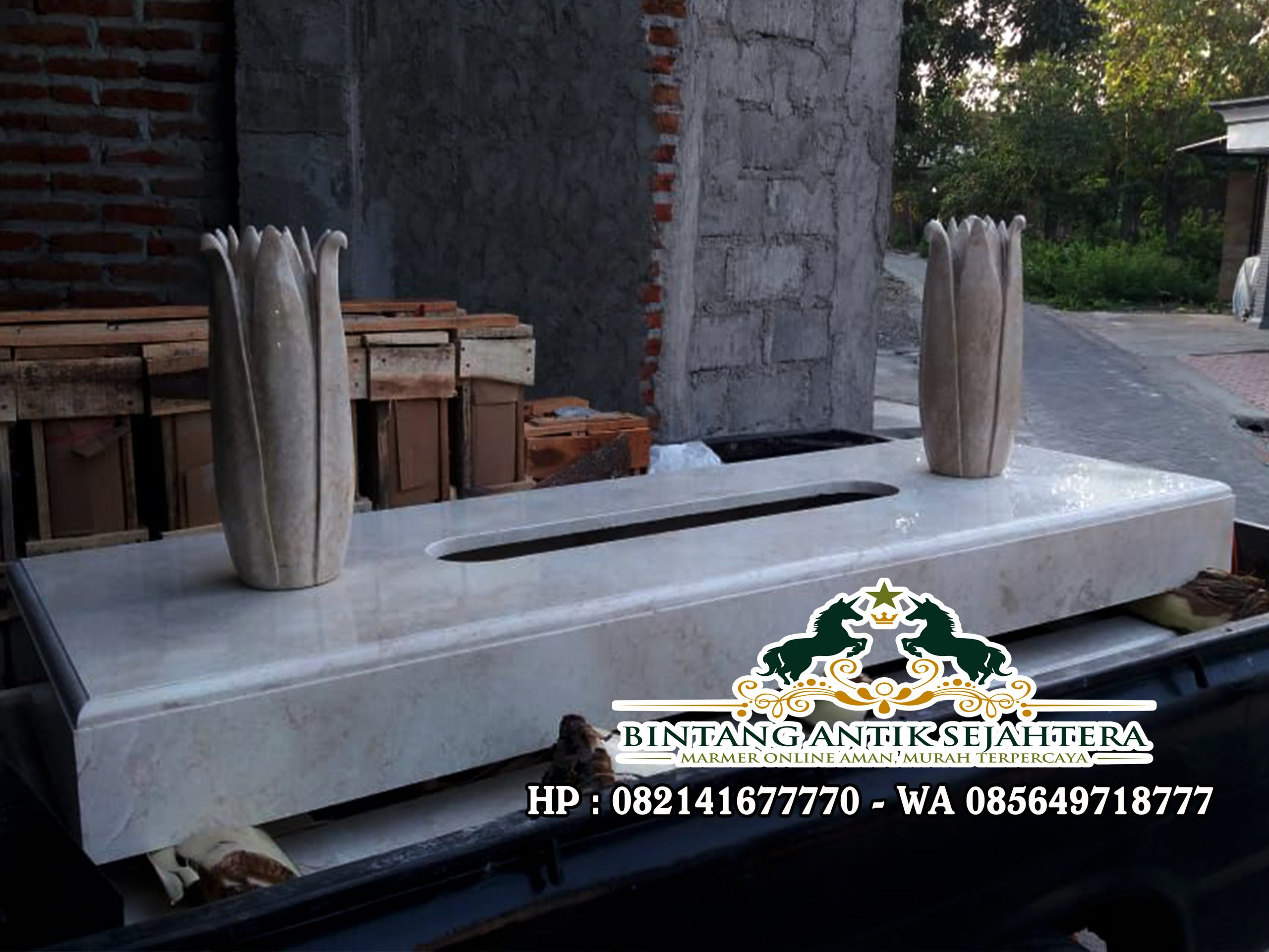 Harga Bodi Makam Marmer | Jual Makam Marmer di Bandung