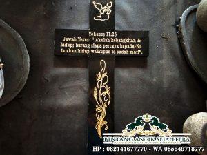 Jual Nisan Salib Granit