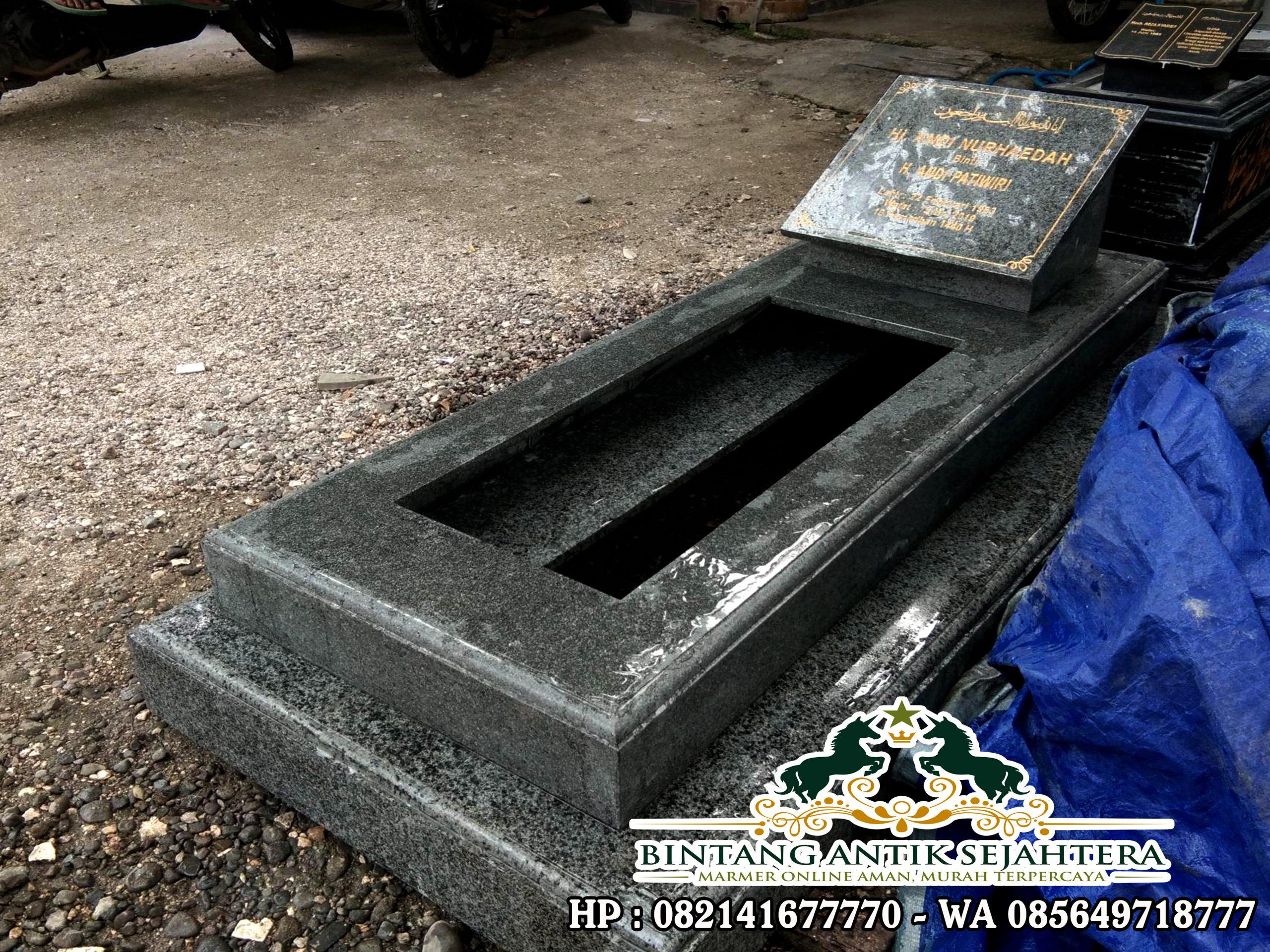 Jual Makam Granit Pahlawan | Harga Kijing Granit Murah