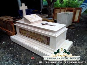Model Kuburan Kristen Marmer Harga Kijing Makam Kristen