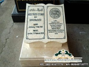 Nisan Kuburan Marmer | Jual Atasan Nisan Marmer