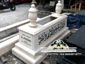 Harga Kijing Kuburan Marmer   Makam Mataram Marmer