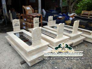 Kijing Makam Marmer Besar | Harga Nisan Makam Marmer