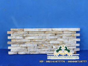 Motif Wall Cladding Batu