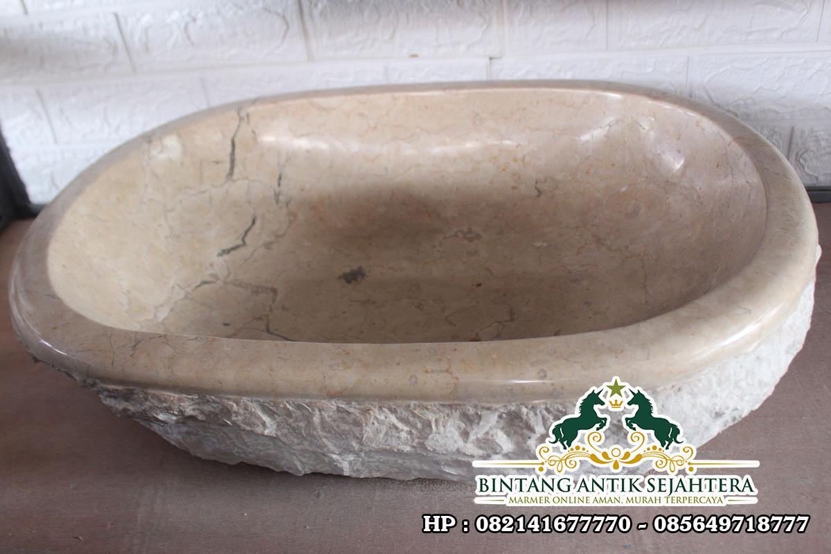 Wastafel Cuci Tangan Marmer | Wastafel Marmer Tulungagung