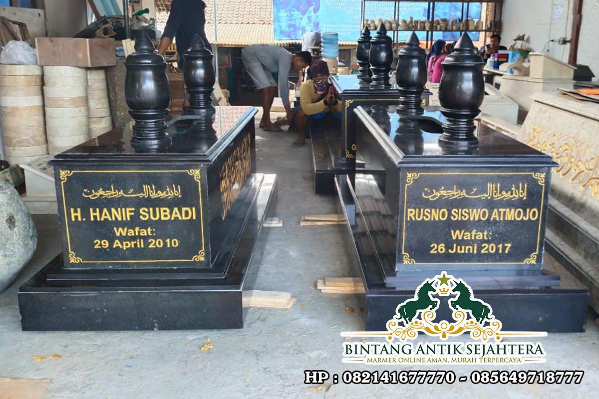 Makam Mataram Islam Granit | Model Makam Muslim Granit