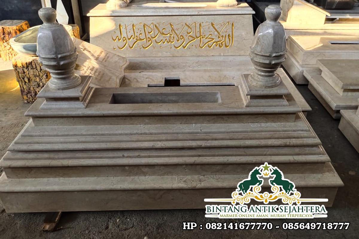 Makam Keraton Cirebon Marmer   Harga Kijing Makam Marmer